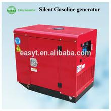 10KW AC Single Phase Output Type Gasoline Power Silent Generator