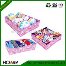 Dongguan Homey bra/socks clothing drawer organizer storage boxes