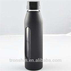 Environment friendly washable dishwasher safe silicone glass bottle covers