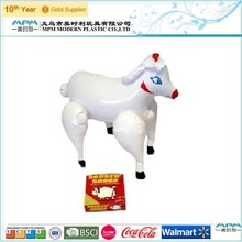sheep promotional pvc inflatable toys