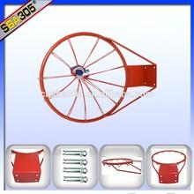 basketball training fitness equipment with steel rim