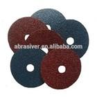 abrasive fiber sanding disc for glass,metal