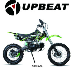gas fuel cheap 125cc pit bike China dirt bike for sale