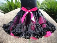 2015 wholesale pettiskirt, super fluffy pettiskirt,young girls mini skirt wholesale in stock