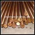 Sta haute dureté c17200 bar en cuivre béryllium, c18150