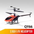 Produit chaud qy66-d06 23cm 3.5-ch ultralight rc hélicoptère avec gyro
