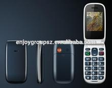 2.2'' good shape used mobile phone senior phone W72
