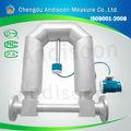 andisoon amf050-4( للغاز الطبيعي المسال) التدفق الجماهيري كوريوليس تدفق الغاز الطبيعي قياس meterfor