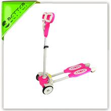 dos patas scooter scooter eléctrico de goma del pedal de freno