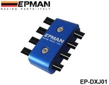 Da corsa epman spw candela del motore filo separatore divisore morsetto per auto, moto, atv(default colore è blu) ep-dxj01
