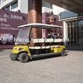 Moderno 8 plazas eléctrico carrito de golf club car( lt- a8) 48v/3.7kw, ce