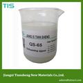 Silicone anti agent moussant pour l'encre à base d'eau de vernis aqueux équivalent à dow corning dc-65 qs-65