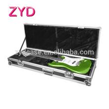 Custom Aluminum Clear Guitar Case, Hard Guitar Flight Case ZYD-HZMgtc001