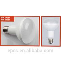 Dimmable nice style Manufacturer CE RoSH SDM Aluminum LED R80 led bulb 9W