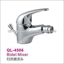 Single Handle Brass Bidet Faucet QL-4506