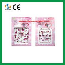 Mobile phone sticker,crystal sticker,hand phone sticker