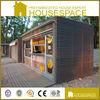 Galvanized Demountable Container Mobile Kitchen