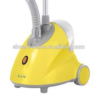 SALAV Best Sale Energy Saving and Steam Fast Electronic Vertical Steam Iron GS18-DJ yellow