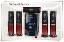 Cheap 5.1 surround sound amplifier with usb sd DM8008