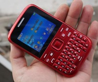Cheapest Hot Wholesale Cellphones 2.2 Inch Mini Qwerty Phones Dual SIM Dual Standby Mobile Phone Q5