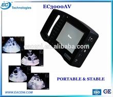 EC3000AV Portable Ultrasound machine