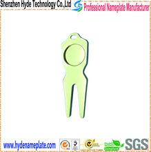 custom key tag zinc alloy metal keychain key tag