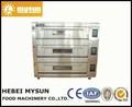 Industriale forno a gas da forno per il pane e la torta/panificio attrezzature(ad 3 ponti 9 vassoi)