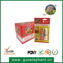 guoelephant 5min ab glue epoxy resin, EPOXY RESIN GLUE