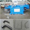China la operación manual de la máquina de flexión del tubo de vídeo ldw-75a