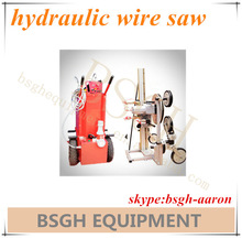 BS-80AM concrete wire saw machine,wire saw machine for cutting concrete,rock cutting wire saw machine
