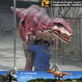 Mein- dino Dorothy der dinosaurier-maskottchen kostüm t-rex