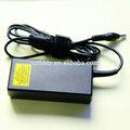 Notebook comutação adaptador de alimentação/19v 3.42a 65w fornecimento de energia portátil