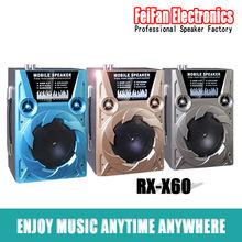 Top Sale 6.5 Inch Bluetooth Speaker/Portable Speaker