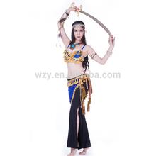robe de danse latine salle de bal danse du ventre danse orientale tribale performance