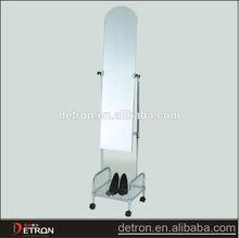 Best selling flooring dressing mirror rack
