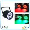 18*3W RGB 3IN1 Professional light par led stage par light