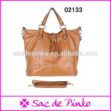 Hot selling product crocodile PU leather italian handbag manufacturer fashion women hand bag from guangzhou