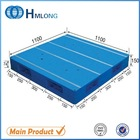 Euro standard HDPE double faced small plastic pallet