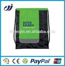 custom gift free drawstring bag/christmas drawstring gift bags/promotional shopping bags