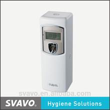 room air freshener dispenser/digital aerosol dispenser/lcd display Electronic automatic aerosol spray perfume dispenser V-880