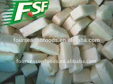 2014 Grade A iqf frozen garlic cubes segment / clove