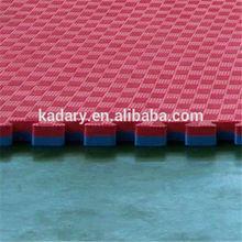 Used Judo Tatami Puzzle Mat