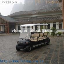 Smart 8 seats airport electric golf car (LT-A8)
