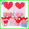 Yiwu 2014 New Arrived elegant colour gift bag coated paper decoration handmade paper bag design
