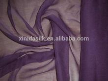 100% pure silk 10152w silk crepe Georgette fabric