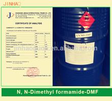 Pharma chem, Polyurethane industry, dyestuff / plastic industry, CAS NO.: 68-12-2, Splenda material, buy N N-Dimethyl formamide
