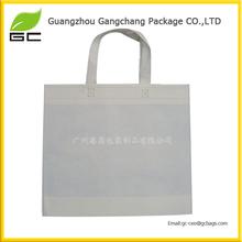 reasonable price custom made hand length handle non woven wine bag