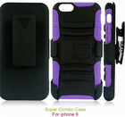Iphone6 TPU+PC 2in1 for smart phone case