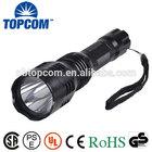 Aluminum High Power LED Flash Torch Light Long Range