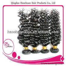Unprocessed Wholesale Virgin Brazilian Hair Promotion